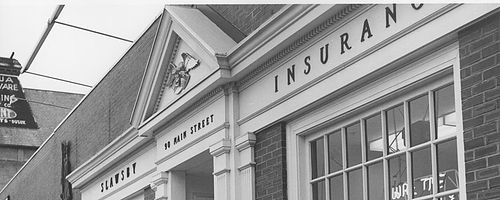 Slawsby Insurance Building